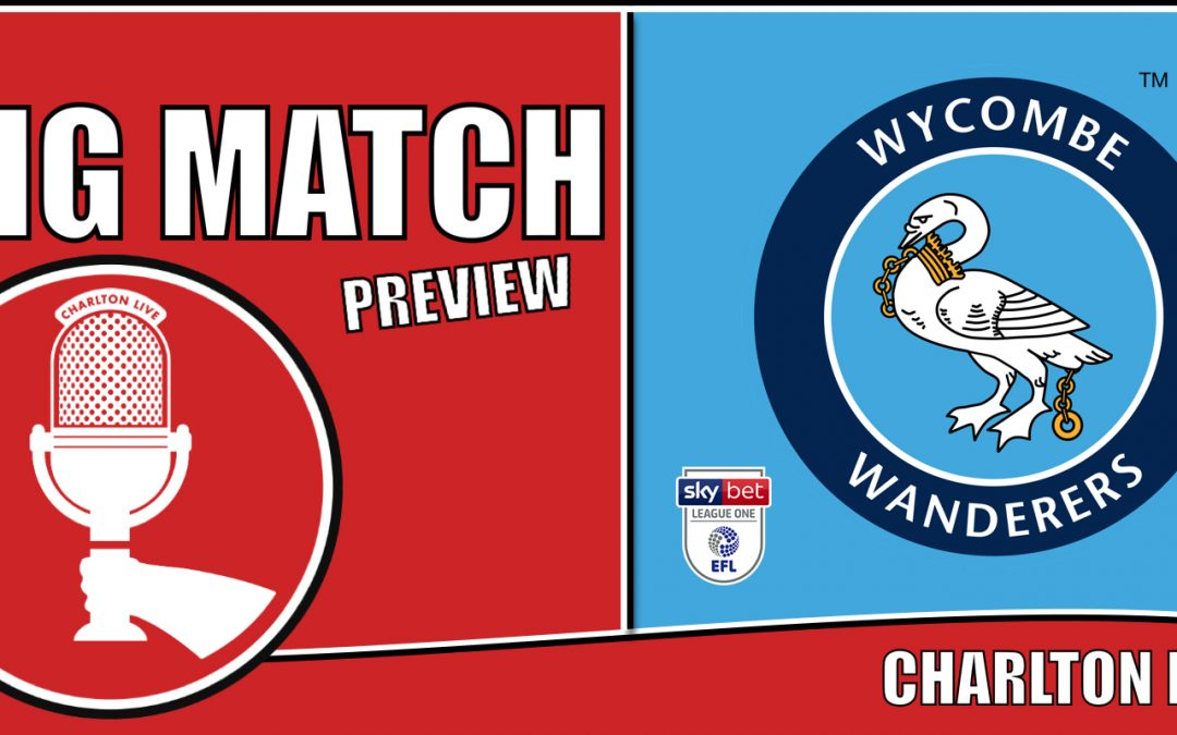 Big Match Preview – Wycombe Wanderers away 2021-22