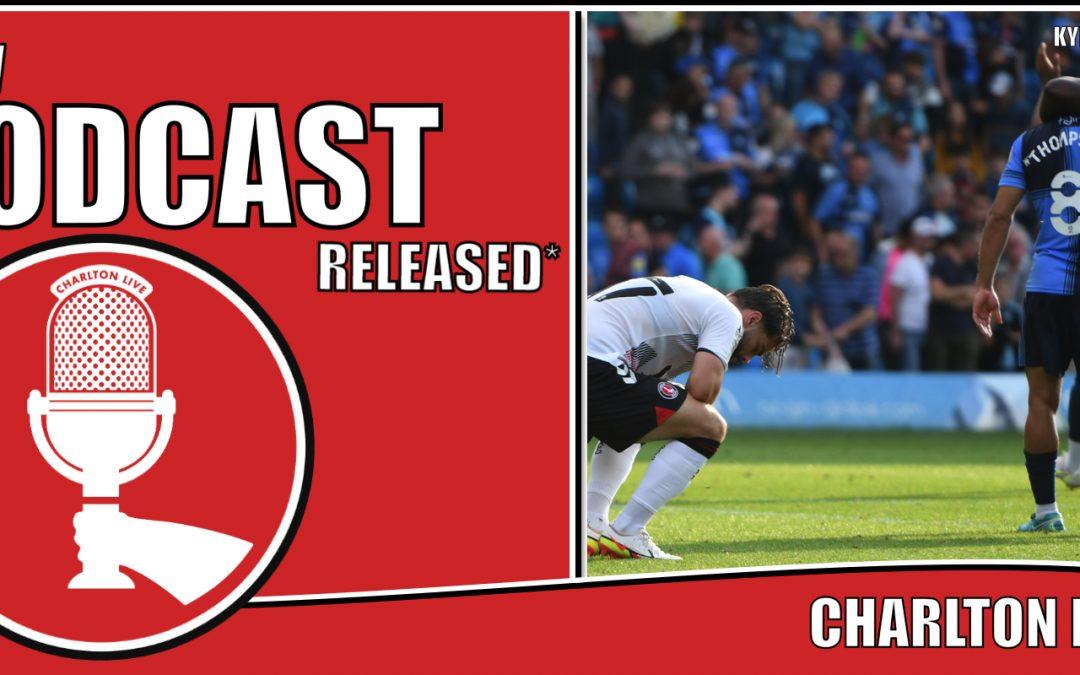 Charlton Live: Sunday 19th September 2021