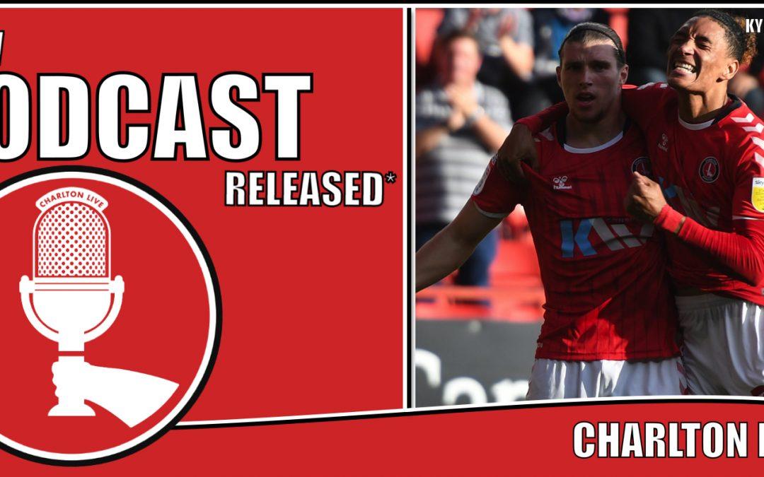 Charlton Live: Sunday 26th September 2021