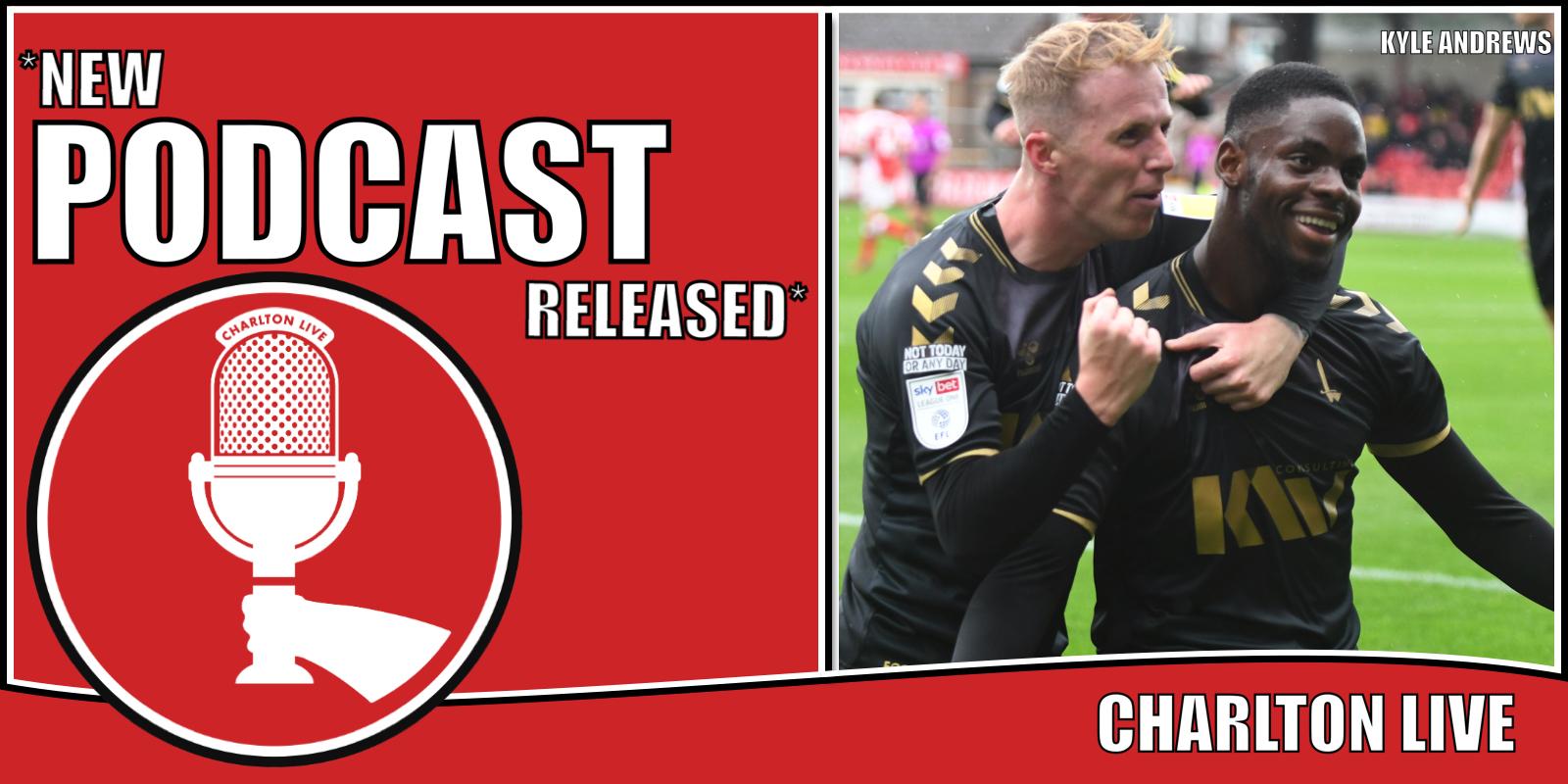 Charlton Live: Sunday 3rd October 2021